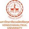 Vongchavalitkul University logo