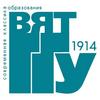 Vyatka State Humanities University logo