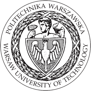 Warsaw University of Technology logo