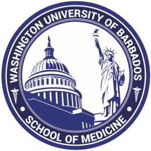 Washington University of Barbados logo