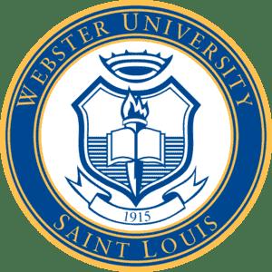 Webster University logo