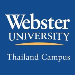 Webster University Thailand logo