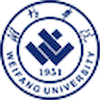 Weifang University logo