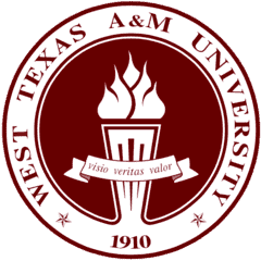West Texas A & M University logo
