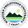 Western Philippines University logo