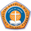 Widya Karya Catholic University logo