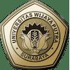 Wijaya Putra University logo