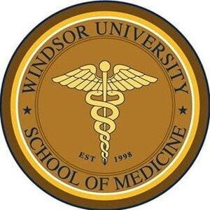 Windsor University School of Medicine logo
