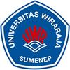 Wiraraja University logo