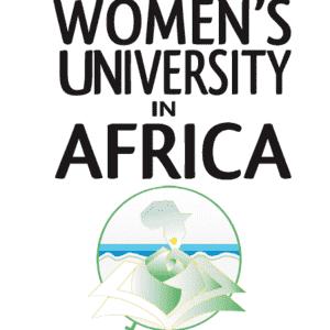 Women's University in Africa logo