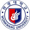 Wonkwang University logo