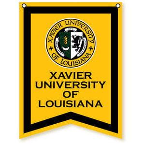 Xavier University of Louisiana logo
