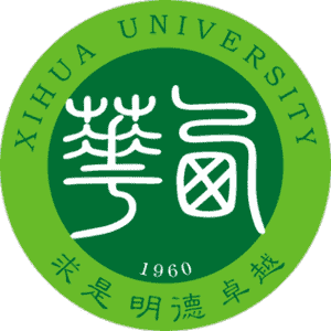 Xihua University logo