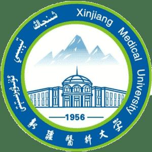 Xinjiang Medical University logo