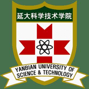 Yanbian University of Science and Technology logo