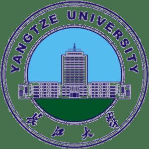 Yangtze University logo