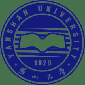 Yanshan University logo