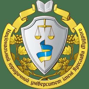 Yaroslav Mudryi National Law University logo