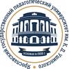 Yaroslavl State Pedagogical University logo