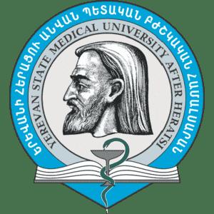 Yerevan State Medical University logo
