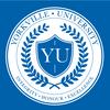 Yorkville University logo