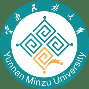 Yunnan Minzu University logo