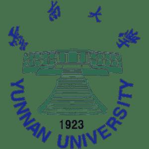 Yunnan University logo