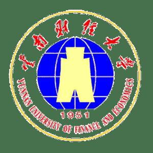 Yunnan University of Finance and Economics logo