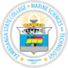 Zamboanga State College of Marine Sciences and Technology logo