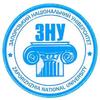 Zaporizhzhya National University logo