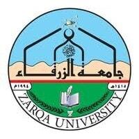 Zarqa University logo