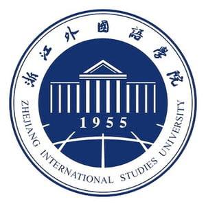 Zhejiang International Studies University logo